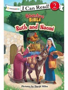 Zonderkidz    ruth bible stories