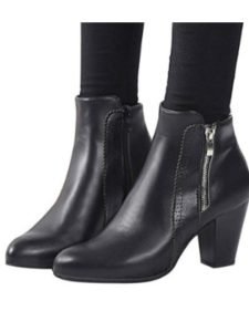 Mosstars -- Women Boots safety  try squares