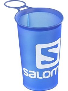 Salomon collapsible water bottle