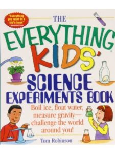 Tom Robinson    science experiment gravities