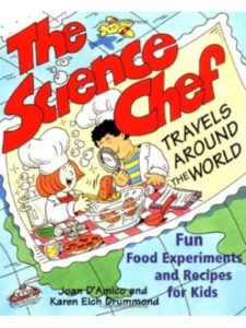 Joan D'Amico    science experiment with foods