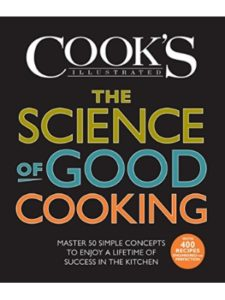 The Editors of America's Test Kitchen and Guy Crosby (Author) Ph.D    science experiment with foods