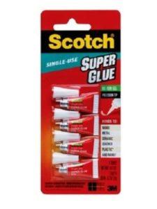 3M    scotch super glue gels