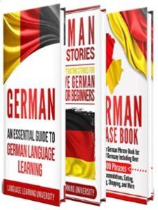 Language Learning University    short story germen