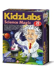 4M show  science experiments
