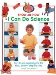 Steve Parker show  science experiments