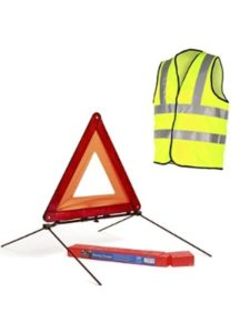 Home Smart   sign triangles with exclamation mark