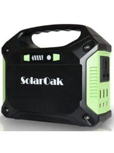 SolarOak Tech solar storage  lithium ion batteries