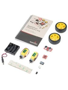 SparkFun ultrasonic sensor