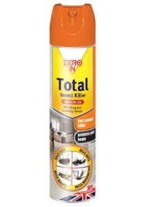 STV International spray non toxic  bed bugs