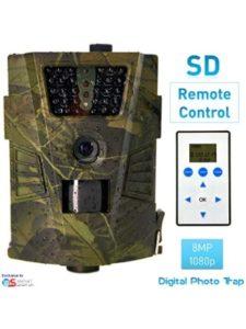 SUNTEK spy camera  tv remote controls