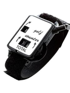 SODIAL stroke counter  golf watches