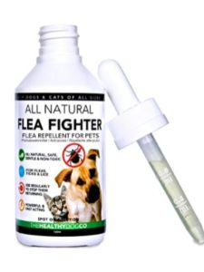 The Healthy Dog Co subscription  flea treatments