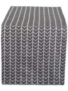DII table top  herringbone patterns