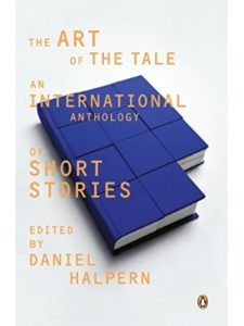 D. Halpern tale  short stories
