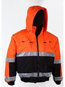 2W    tear away safety vests