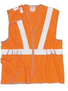 Portwest    tear away safety vests