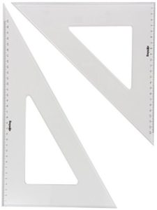 Newell Rubbermaid technical drawing  set squares