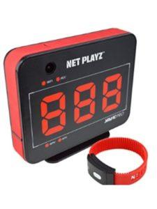 Net Playz tennis  radar guns