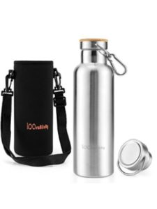 iParaAiluRy    thermos stainless steel water bottles