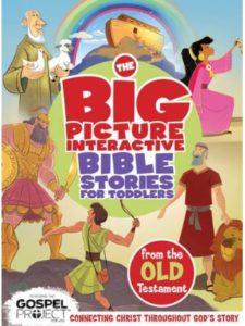 B&H Publishing Group    toddler bible stories