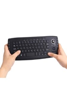 SYMTOP trackball  bluetooth keyboards
