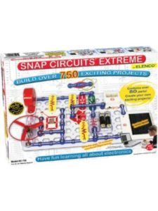 Snap Circuits variable  science experiments