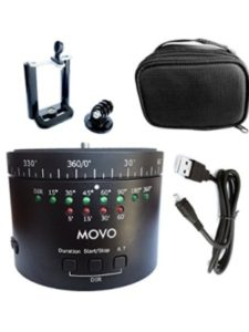 Movo variable  speed cameras