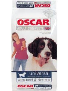 OSCAR Pet Foods Ltd vending machine  fish foods