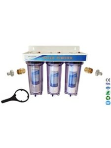Finerfilters water filter  heavy metals