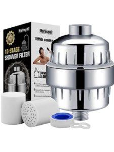 Homspal water filter  heavy metals