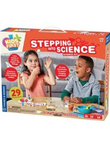 First for Kids water pressure  science experiments