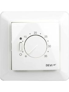 Devi water tank  limit switches