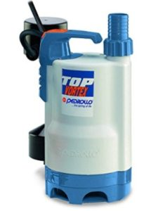 Pedrollo water tank  limit switches