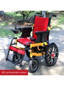 D TuTu wheelchair  motor controllers