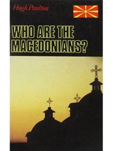 Hugh Poulton world  macedonia maps