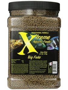 Xtreme Aquatic Foods fish food