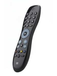 One For All zap  tv remote controls