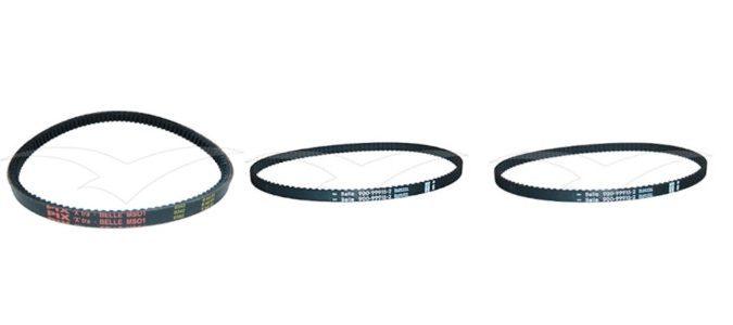 Drive Belt Fits BELLE MIXER MINIMIX 150 With HONDA GXH50 Engine